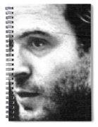 Ted Bundy Court Spiral Notebook