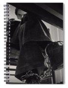 Ted Bundy Desk Spiral Notebook