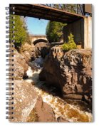 Temperance Bridges Spiral Notebook