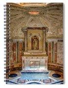 Tempietto Di Bramante Spiral Notebook