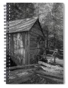 Tennessee Mill 2 Spiral Notebook