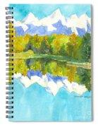 Teton Impressions Spiral Notebook