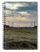 Thaba Nchu Railway Spiral Notebook
