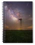 That's My Kind Of Night  Spiral Notebook
