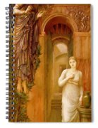 The Annnciation 1879 Spiral Notebook
