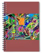 The Art Critic Spiral Notebook