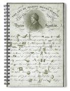 The Art Of Making Money Spiral Notebook