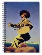 The Artist Spiral Notebook