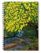 The Artistic Spirit Of Judy Doggett Walker In Blackley Forest Spiral Notebook