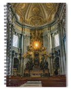 The Aspe Of St. Peter's Spiral Notebook