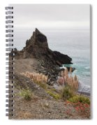 The Beauty Of Big Sur Spiral Notebook