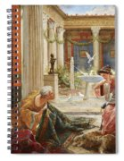 The Carpet Sellers Spiral Notebook