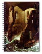 The Chapel 1898 Spiral Notebook