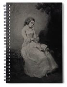 The Commentary 1843 Spiral Notebook