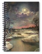 The Constellation Orion Spiral Notebook