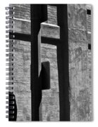 The Couple No.1 In A Series Spiral Notebook