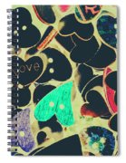 The Craft Of Love Spiral Notebook