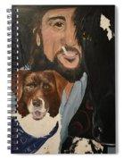 The Dark Horse Spiral Notebook
