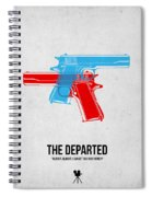 The Departed Spiral Notebook