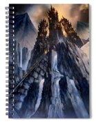 The Dragon Gate Spiral Notebook