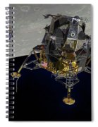 The Eagle Has Wings Spiral Notebook