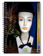 The Equestrian Spiral Notebook