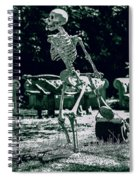 The Gardener 2 Spiral Notebook