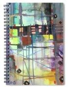 The Gate Spiral Notebook
