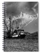 The Great White North Strong And Free Spiral Notebook