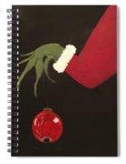 The Grinch Spiral Notebook