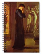The Heart Desires The Pygmalion Series 1870 Spiral Notebook