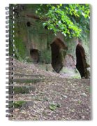 The Hermit's Cave Spiral Notebook