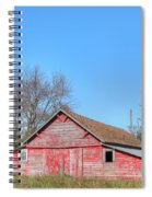 The Hoghouse Spiral Notebook