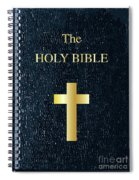 The Holy Bible Spiral Notebook