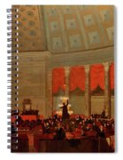 The House Of Representatives, 1822 Spiral Notebook