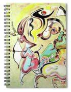 The Hunt Spiral Notebook