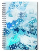The Illusion Gala Spiral Notebook