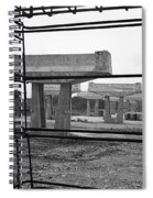 The Iron Substructure Spiral Notebook