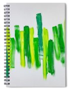 The Kingdom Of Green Spiral Notebook
