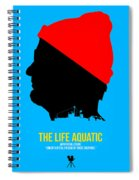 The Life Aquatic Spiral Notebook