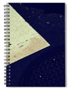 The Lower Part Spiral Notebook