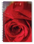 The Magic Of Roses Spiral Notebook