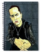 The Marshall Mathers Ap - Eminem Spiral Notebook