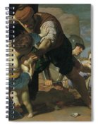 The Massacre Of The Innocents  After       Spiral Notebook