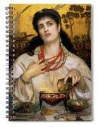 The Medea Spiral Notebook