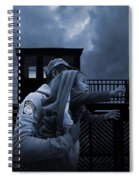 The Migrant Child Spiral Notebook