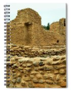 The Mission At Jemez Springs Spiral Notebook