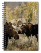 The Moose Rut Spiral Notebook