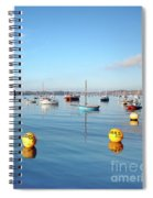 The Mylor Dolphin Spiral Notebook