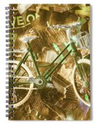 The News Cycle Spiral Notebook